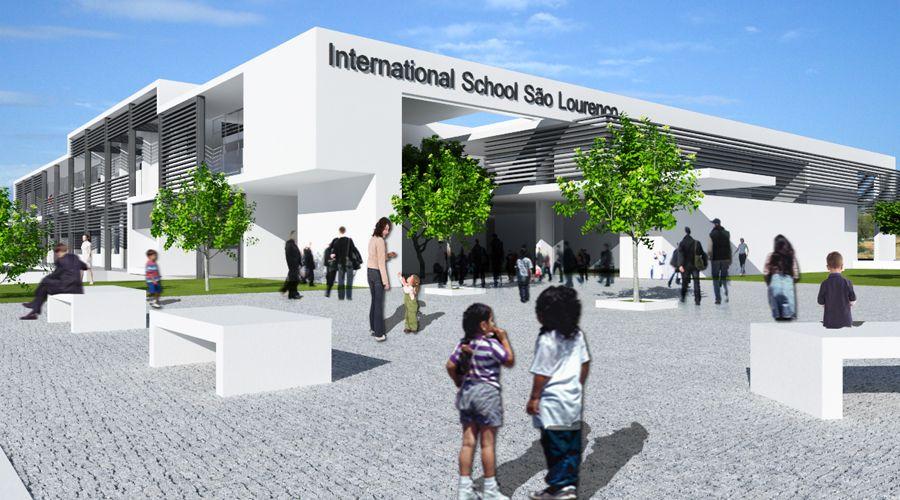 Escola Int. São Lourenço