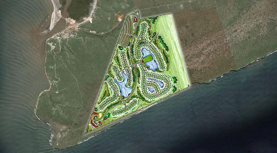 Barra do Dande - Empreendimento de Luxo - projeto