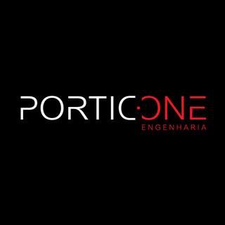 Porticone logótipo