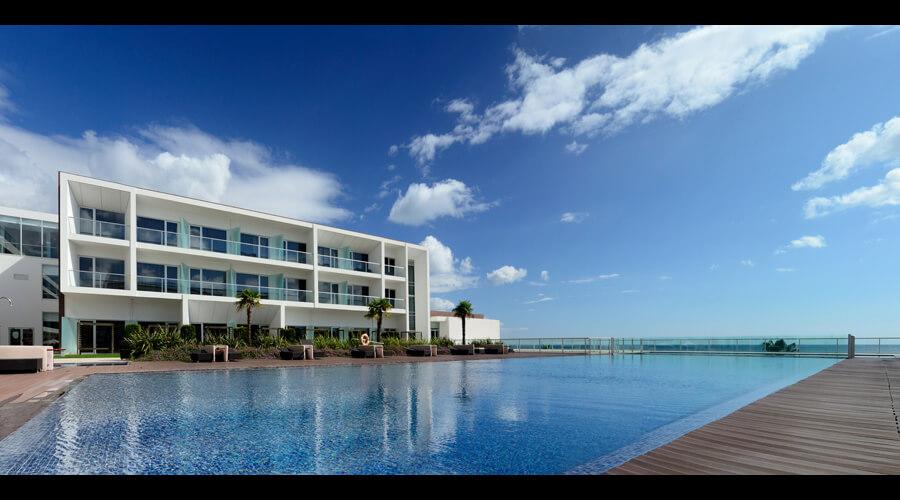YELLOW Hotel Meia Praia - PLAN