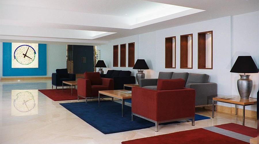YELLOW Hotel Monte Gordo - PLAN