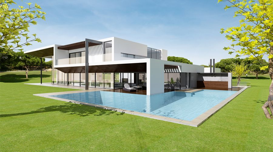 Villa 8 - SLN - Project in Development