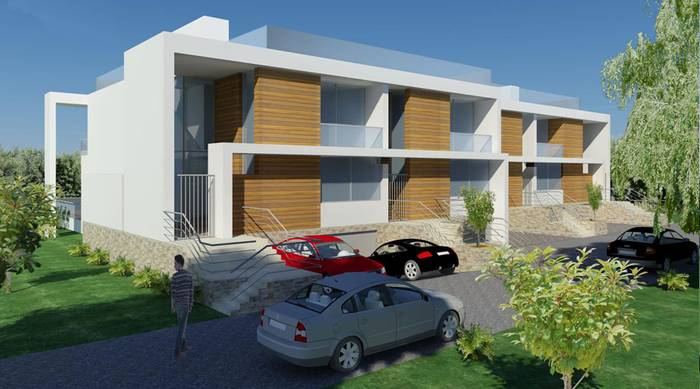 Lotes de apartamentos - Quinta do Lago - PLAN Architects