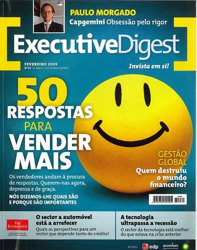 Entrevista exclusiva da Executive Digest