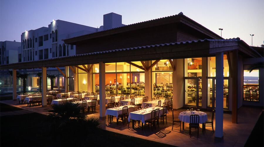 YELLOW Hotel Alvor - PLAN