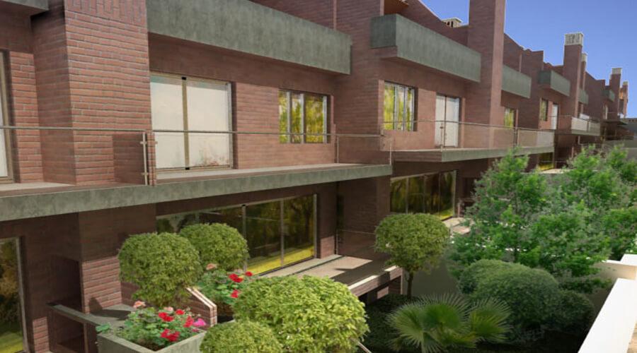 Gambelas, Residences in a Private Condominium